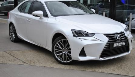 2018 Lexus IS IS300 Sports Luxury Sedan