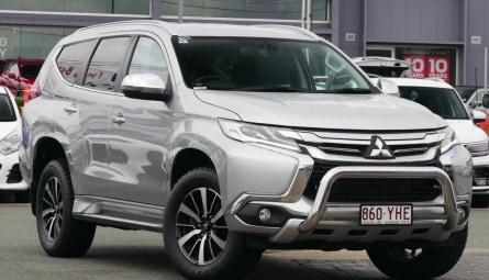 2016  Mitsubishi Pajero Sport Gls Wagon