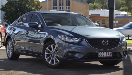 2012  Mazda 6 Touring Sedan