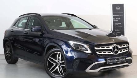 2018 Mercedes-Benz GLA-Class GLA180 Wagon