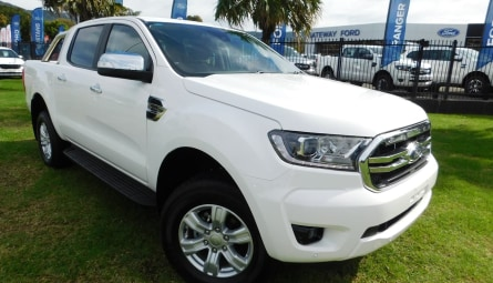 2020  Ford Ranger Xlt Pick-up Double Cab