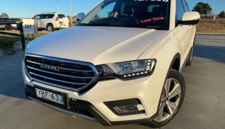 2020  Haval H6 Lux Wagon