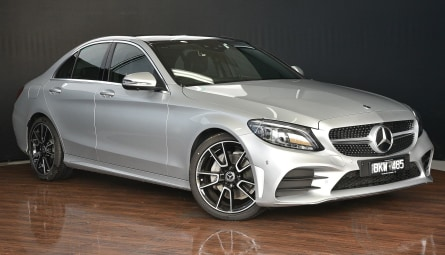 2020  Mercedes-Benz C-Class C200 Sedan