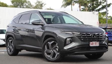 2021  Hyundai Tucson Highlander Wagon