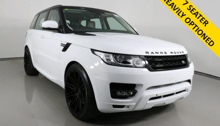 2015  Land Rover Range Rover Sdv6 Se Wagon