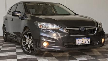 2016 Subaru Impreza 2.0i Premium Hatchback