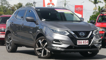 2017 Nissan Qashqai N-TEC Wagon