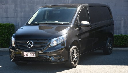 2018 Mercedes-Benz Vito 111CDI Van