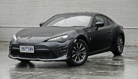 2017 Toyota 86 GT Coupe