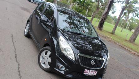 2011 Holden Barina Spark CD Hatchback
