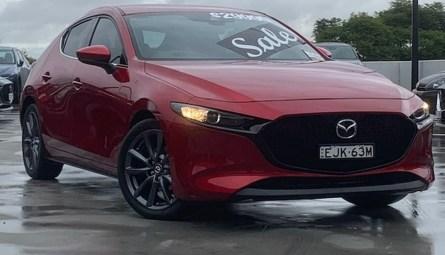 2020  Mazda 3 G20 Touring Hatchback