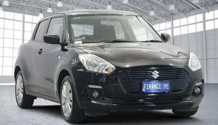 2019 Suzuki Swift GL Navigator Hatchback
