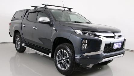 2020 Mitsubishi Triton GLX Utility Double Cab