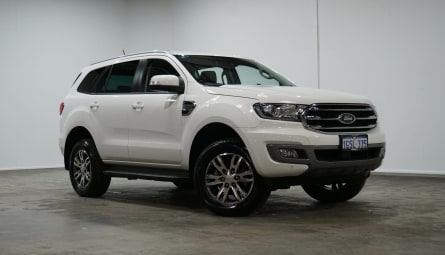 2019  Ford Everest Trend Wagon