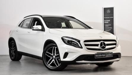 2017 Mercedes-Benz GLA-Class GLA180 Wagon