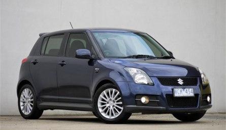 2007  Suzuki Swift Sport Hatchback