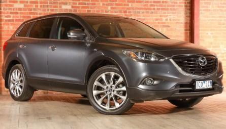 2014  Mazda CX-9 Luxury Wagon