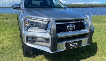 2018 Toyota HiLux SR5 Utility Double Cab