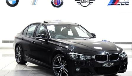 2015  BMW 3 Series 330i M Sport Sedan
