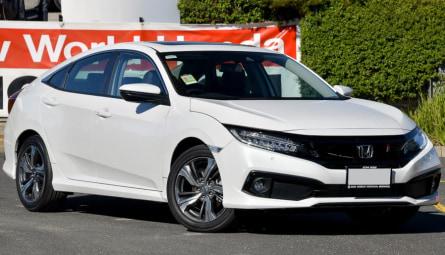 2020 Honda Civic VTi-LX Sedan