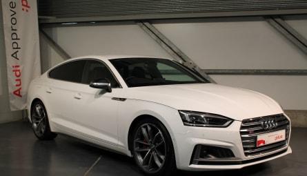 2018  Audi S5Sportback