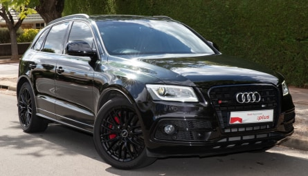2016 Audi SQ5 plus TDI Wagon