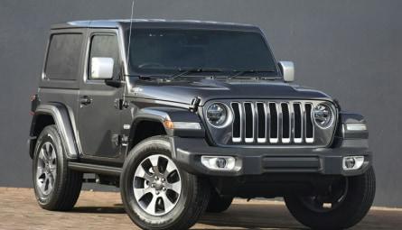 2021  Jeep Wrangler Unlimited Overland Hardtop