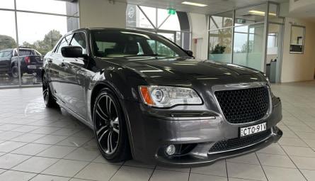2013  Chrysler 300 Srt-8 Core Sedan