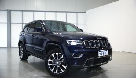 2018  Jeep Grand Cherokee Limited Wagon