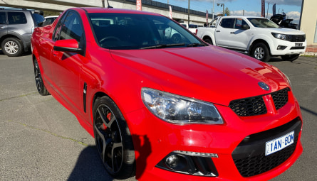 2013  Holden Special Vehicles Maloo R8 Utility Extended Cab