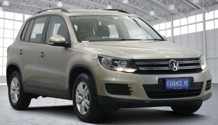 2013 Volkswagen Tiguan 118TSI Wagon