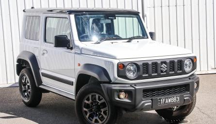 2020 Suzuki JimnyHardtop