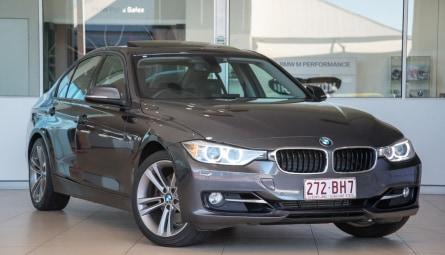 2013  BMW 3 Series 328i Sport Line Sedan