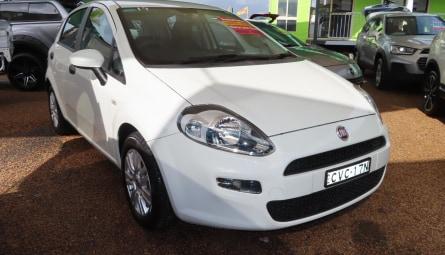 2013  Fiat Punto Easy Hatchback
