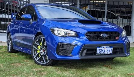 2020  Subaru WRX Sti Spec.r Sedan