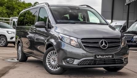 2021  Mercedes-Benz Valente 116cdi Wagon