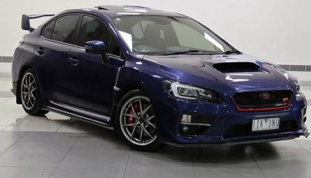 2016  Subaru WRX Sti Premium Sedan