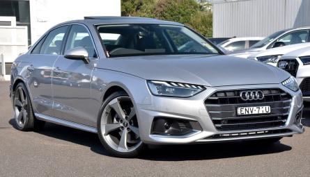 2020  Audi A4 35 Tfsi Sedan