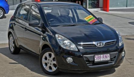 2010 Hyundai i20 Active Hatchback