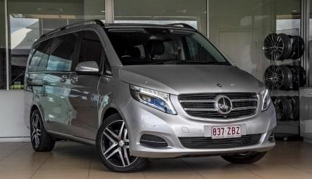 2016 Mercedes-Benz V-Class V250 d Avantgarde Wagon