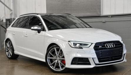 2018 Audi S3Sportback