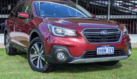 2020 Subaru Outback 2.5i Premium Wagon