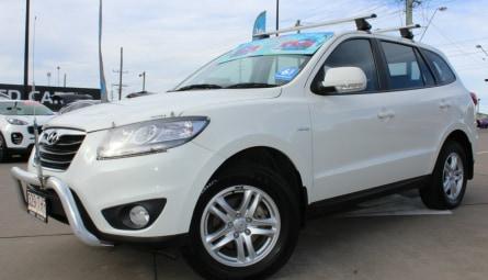 2011  Hyundai Santa Fe Slx Wagon