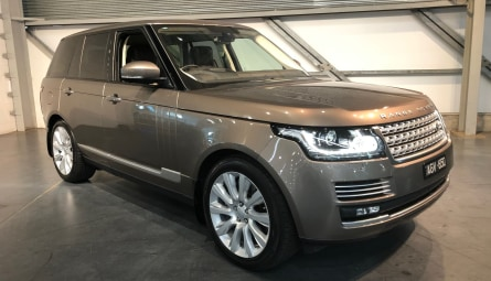 2015  Land Rover Range Rover Sdv8 Vogue Wagon