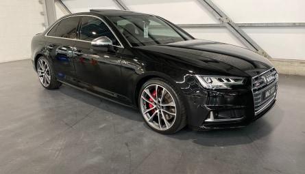 2017 Audi S4Sedan