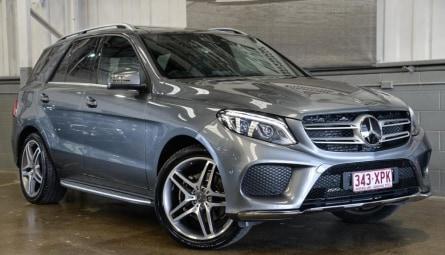 2017 Mercedes-Benz GLE-Class GLE250 d Wagon