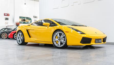 2006  Lamborghini Gallardo Se Coupe