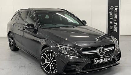 2020  Mercedes-Benz C-Class C43 Amg Estate
