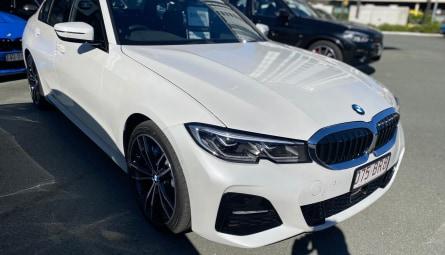 2021  BMW 3 Series 330e M Sport Sedan