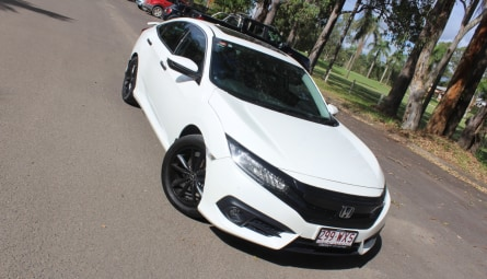 2016 Honda Civic RS Sedan